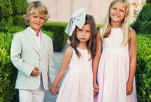 flower girls & ring bearers / by Jordan McBride