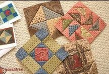 Quilt blocks, odds and ends / by Susan Pieper