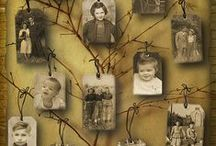 Family History/Genealogy / by Ann Rawlings