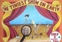 The Greatest Sideshow on Earth! / The Art of the Circus and Sideshows