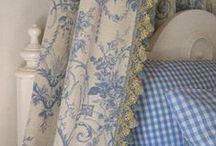 Fabrics/Linens/Lace