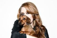 Celebrity Dogs / Celebrities and their dogs