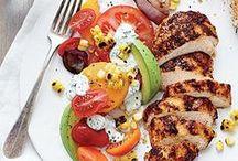 What's For Dinner? / Recipes for dinner entrees