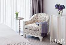 Luxe | Seating Areas / by Luxe Interiors + Design Magazine