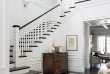 Luxe | Halls + Stairs / by Luxe Interiors + Design Magazine