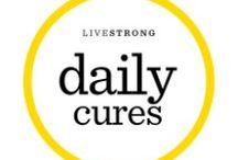 Daily Cures / Daily Cures are what we call the solutions we offer to people who are facing the day-to-day challenges and questions that accompany cancer. Solutions like emotional support, fertility preservation, guidance on treatment options and insurance and financial assistance—free of charge. #LIVESTRONG #DailyCures / by The LIVESTRONG Foundation (Official)