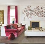 Luxe | Living Rooms / The most luxurious living/family/great rooms, as seen in the pages of Luxe Interiors + Design.