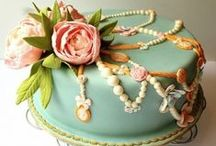 Pretty Cakes & Cookies