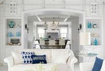 Coastal Chic / Airy, sun-bleached and relaxed - shop Summer Retreat style at www.achica.com