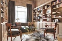 Luxe | Libraries / Pull up a chair and enjoy some of our favorite libraries. / by Luxe Interiors + Design Magazine