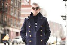 Men's Fashion / Nautical, preppy, and dapper inspired men's fashion.