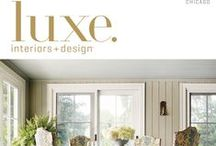 Luxe | Covers / With 13 regional editions across the country, no Luxe cover is the same. See which houses got the spotlight. / by Luxe Interiors + Design Magazine