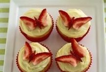 Recipes: Cakes/Cupcakes/Frostings