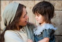 Biblical Times: Clothing/Food/Homes