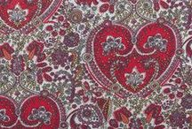 Liberty Fabrics / Large collection of original Liberty Fabrics at competitive prices and fast delivery.