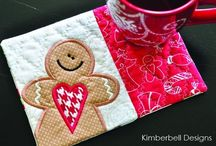 Machine Embroidery / Machine Embroidery, Appliqué, Quilting and More