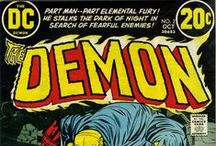 Comic Book Cover Art / Classic and awesome comic book covers featuring the art of Jack Kirby, Steve Ditko, Gil Kane and many more!