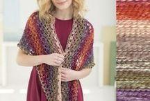 Single Skein Crochet, Knit Projects