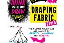 The BEST 'How To Draw' Tutorials EVER! / The collected 'How to think when you draw' art illustration tutorials by the incredible Etherington Brothers - look out for the Kickstarter soon!