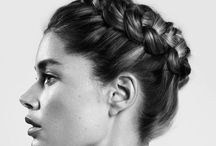 Tousled Tresses. / Hair and Beauty
