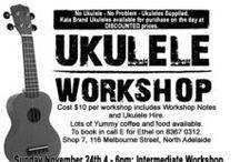 Ukulele Lessons / Learning ukulele