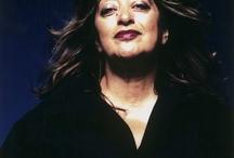 Zaha Hadid / by George Ivankof