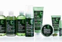 Kosmetiikka yms. / Kaikki rasvoittuvalle ihotyypille tarkoitetut shampoot, hoitoaineet ja ihonhoitotuotteet sopii yleensä mulle.