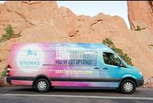 Stork Bus / Learn more about our Stork Buses!