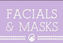 Facials & Masks / Everyone loves the feel of a freshly cleaned, brightly shining face. Something about it makes you feel like you are a whole brand new person. Even though we can't always get to the spa when we want to, this is your chance to get that feeling at home anytime. Check out our facials and masks so you can get DIY ideas to use at home when you want to mix up something that will treat your skin with healthy, natural ingredients, and leave you with that clean, glowing feeling from your home DIY facial.