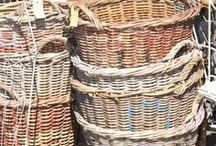 Baskets reed