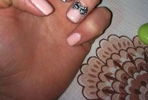 Nails  / Like this nails, the first!