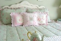 shabby stuff / shabby chic, furniture, dresses, papers