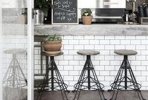Tea Room. / Cupcake Houses & Bakeries.