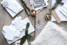 Festivities. / Christmas Time, Mistletoe & Wine