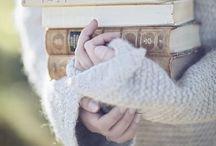 Books. / Books, reading