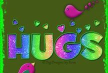 HUGS! / Hugs to all of our wonderful followers!