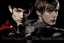 Like Two Sides of the Same Coin / by Charlotte K