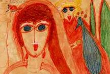 OUTSIDER ART / by jean boccacino