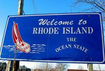 "Rhode Island - My State / Ever hear of the saying, ""big things come in small packages""?  That's Rhode Island. / by lmaria cacch"