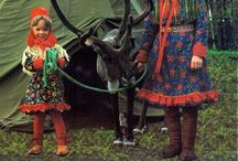 Beauty of the world (traditional costumes)