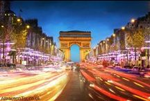 Christmas in Paris / Our favourite places to visit and things to do in Paris over the festive season!