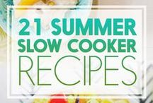 Slow Cookin.... / Do tell - How many slow cookers do you own?  From the tiniest to the big daddy, I've found so many uses for them!