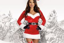 Holiday collection / Holiday items just arrived at Tina's fine lingerie / swimwear