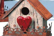 Birdhouses/ Φωλίτσες