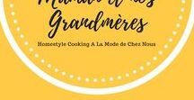 A La Mode De Chez Nous / Home style cooking. It's not just how we eat but also the foods we grew up eating.  Wherever, whenever, whatever...it all tasted SO good.