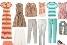 Style and Capsule Wardrobes / Defining, refining and re-descovering style, season by season