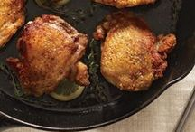 Love my Lodge! / As in cast iron cookware...the grill pans, the round pans and especially the reversible griddle!