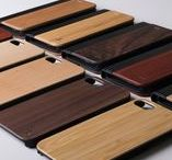 Wilderness Collection / A collection of wood cases carefully designed by Snakehive to give your phone a unique and lasting edge.