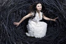 snow white / to believe in even the possibility of a happy ending is a very powerful thing