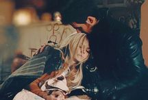 captain swan / i don't ship it, yet i have a whole board of it